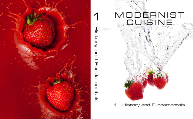 Modernist Cuisine by Nathan Myhrvold
