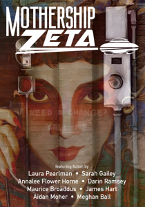Mothership Zeta cover.
