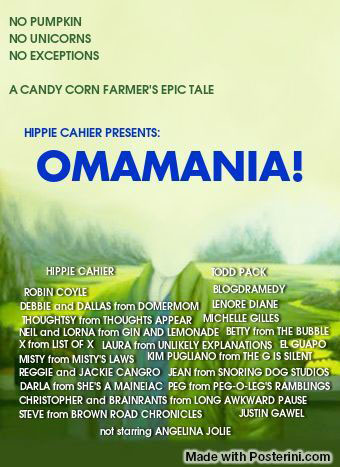 OmaMania! movie poster